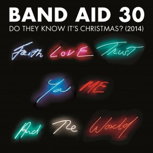 BAND AID 30-DO THEY KNOW IT´S CHRISTMAS? (2014)