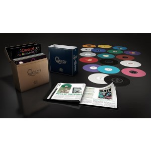 QUEEN-COMPLETE STUDIO ALBUM VINYL COLLECTION