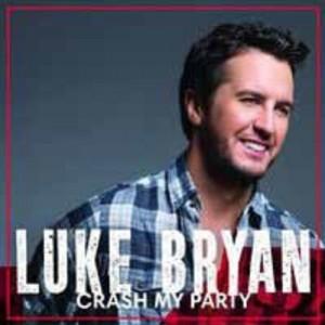 LUKE BRYAN-CRASH MY PARTY (INTL TOUR EDITION)