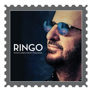 RINGO STARR-POSTCARDS FROM PARADISE