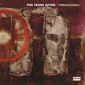 TEN YEARS AFTER-STONEHENGED DLX