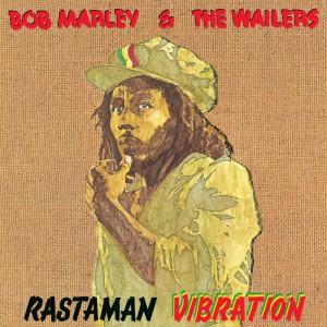 BOB MARLEY & THE WAILERS-RASTAMAN VIBRATION