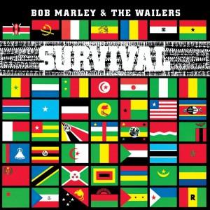 BOB MARLEY & THE WAILERS-SURVIVAL