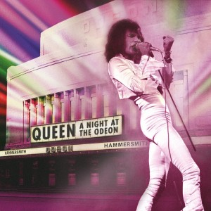 QUEEN-A NIGHT AT THE ODEON SDLX