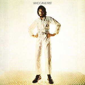 PETE TOWNSHEND-WHO CAME FIRST