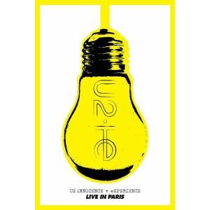 U2-INNOCENCE + EXPERIENCE LIVE IN PARIS