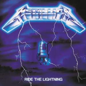 METALLICA-RIDE THE LIGHTNING (REMASTERED 2016)