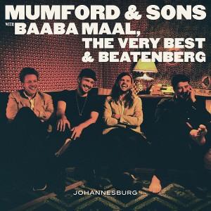 MUMFORD & SONS-JOHANNESBURG - EP