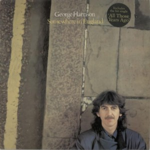 GEORGE HARRISON-SOMEWHERE IN ENGLAND (REMASTERED 2016)