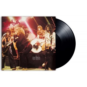 NEW YORK DOLLS-TOO MUCH TOO SOON