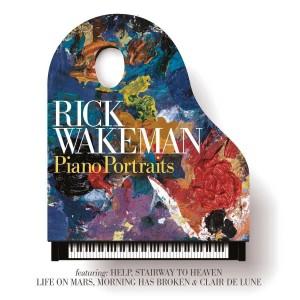 RICK WAKEMAN-PIANO PORTRAITS