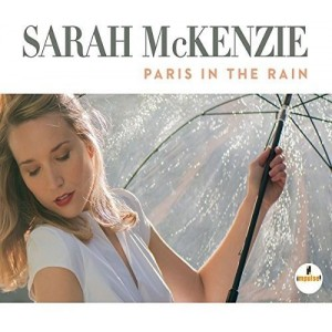 SARAH MCKENZIE-PARIS IN THE RAIN