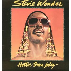 STEVIE WONDER-HOTTER THAN JULY