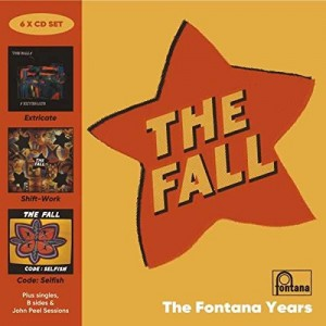 FALL-THE FONTANA YEARS