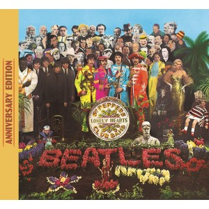 BEATLES-SGT. PEPPER´S LONELY HEARTS CLUB BAND