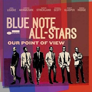 BLUE NOTE ALL-STARS-OUR POINT OF VIEW