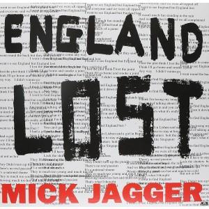 "MICK JAGGER-GOTTA GET A GRIP / ENGLAND LOST (LTD 12""VINYL)"