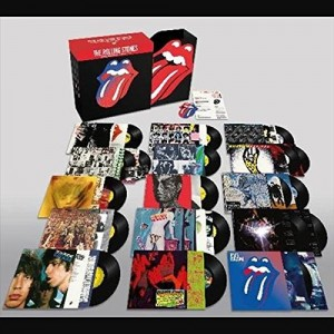 ROLLING STONES-THE ROLLING STONES: STUDIO ALBUMS VINYL COLLECTION