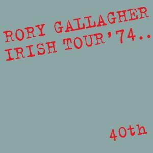 RORY GALLAGHER-IRISH TOUR ´74