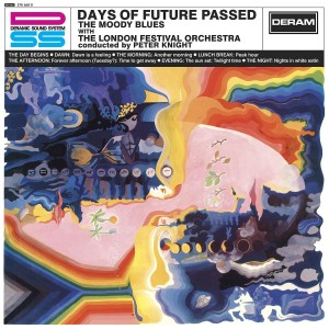MOODY BLUES-DAYS OF FUTURE PASSED (50TH ANNIVERSARY)