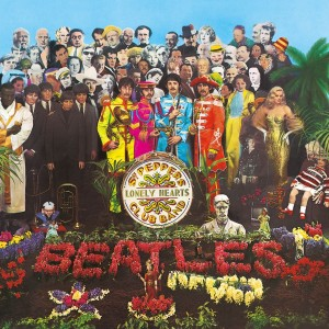 BEATLES-SGT. PEPPER´S LONELY HEARTS CLUB BAND (1LP REMASTERED)