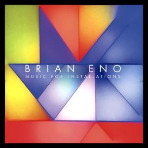 BRIAN ENO-MUSIC FOR INSTALLATIONS (STANDARD LP BOX)