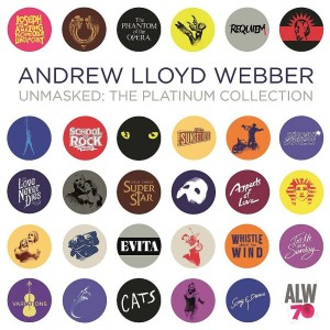 ANDREW LLOYD WEBBER-THE PLATINUM COLLECTION