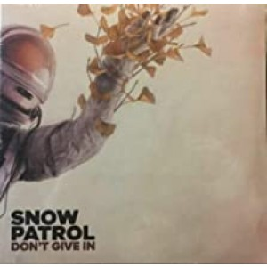 """SNOW PATROL-DON´T GIVE IN / LIFE ON EARTH (10"""" SINGLE RSD 2018)"""