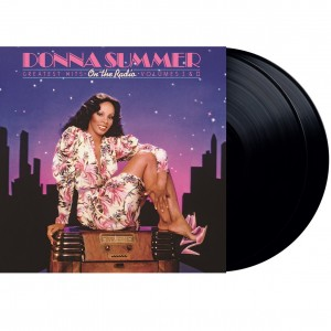 DONNA SUMMER-ON THE RADIO: GREATEST HITS VOL. I & II
