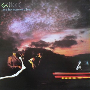 GENESIS-AND THEN THERE WERE THREE (2018 REISSUE)