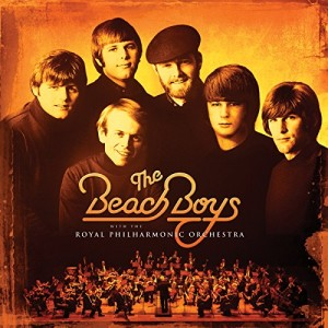 BEACH BOYS-THE BEACH BOYS WITH THE ROYAL PHILHARMONIC ORCHESTRA