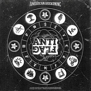 ANTI-FLAG-AMERICAN RECKONING