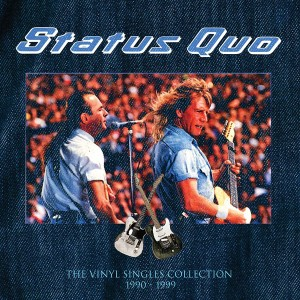 STATUS QUO-THE VINYL SINGLES COLLECTION:1990S