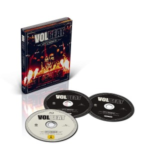 VOLBEAT-LET´S BOOGIE! (CD/BR)