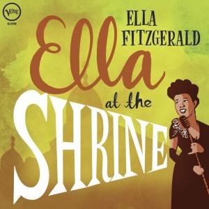 ELLA FITZGERALD-ELLA AT THE SHRINE: PRELUDE TO ZARDI´S
