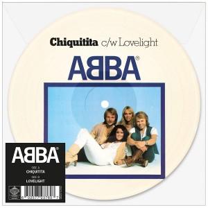"""ABBA-CHIQUITITA 7"""""""