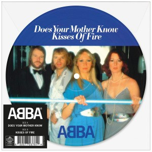 """ABBA-DOES YOUR MOTHER KNOW 7"""""""