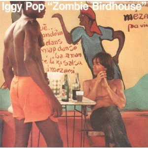 IGGY POP-ZOMBIE BIRDHOUSE
