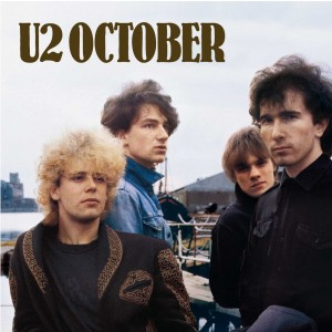 U2-OCTOBER (CREAM VINYL)