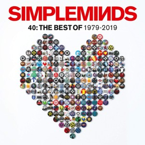 SIMPLE MINDS-FORTY: THE BEST OF SIMPLE MINDS 1979 - 2019 DLX