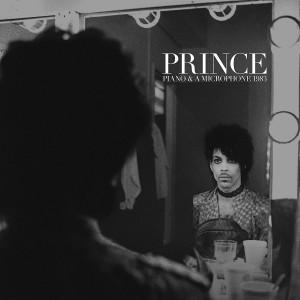 PRINCE-PIANO & A MICROPHONE