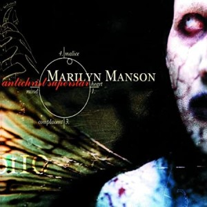 MARILYN MANSON-ANTICHRIST SUPERSTAR