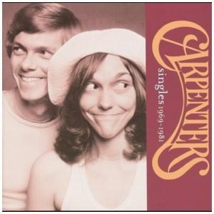 CARPENTERS-SINGLES 1969-1981