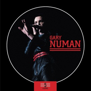 GARY NUMAN-5 ALBUMS BOX SET