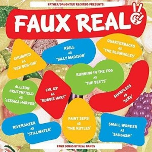 VARIOUS ARTISTS-FAUX REAL II