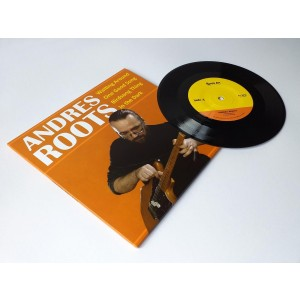 """ANDRES ROOTS-WAITING AROUND 7"""""""