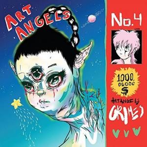 GRIMES-ART ANGELS