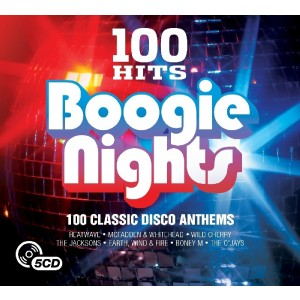 VARIOUS ARTISTS-100 HITS-BOOGIE NIGHTS