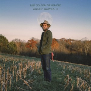 HISS GOLDEN MESSENGER-QUIETLY BLOWING IT (METALLIC BLUE)