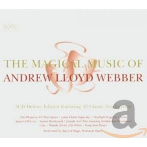 ANDREW LLOYD WEBBER-THE MAGICAL MUSIC OF ANDREW LL